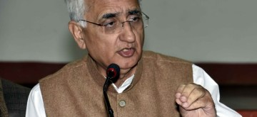 Congress leader Salman Khurshid. (File Photo: IANS)