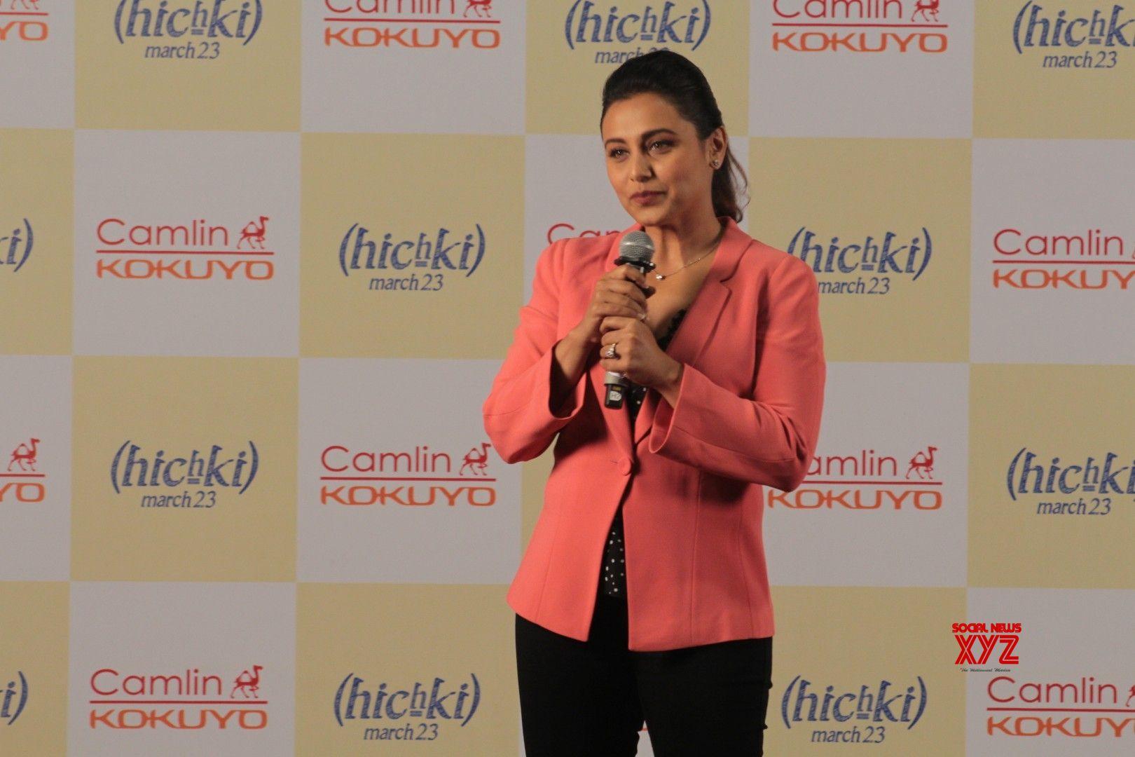 PR armtwisting: Open letter to Rani Mukerji on her busybodies