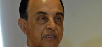 BJP leader Dr Subramanian Swamy. (File Photo: IANS)