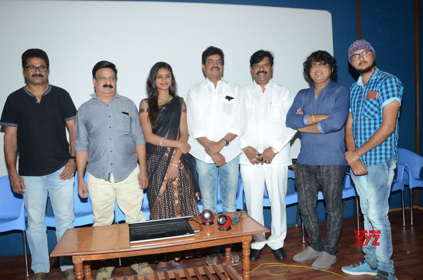 Mahila Kabaddi movie 1st song launched by MAA president Sivaji Raja
