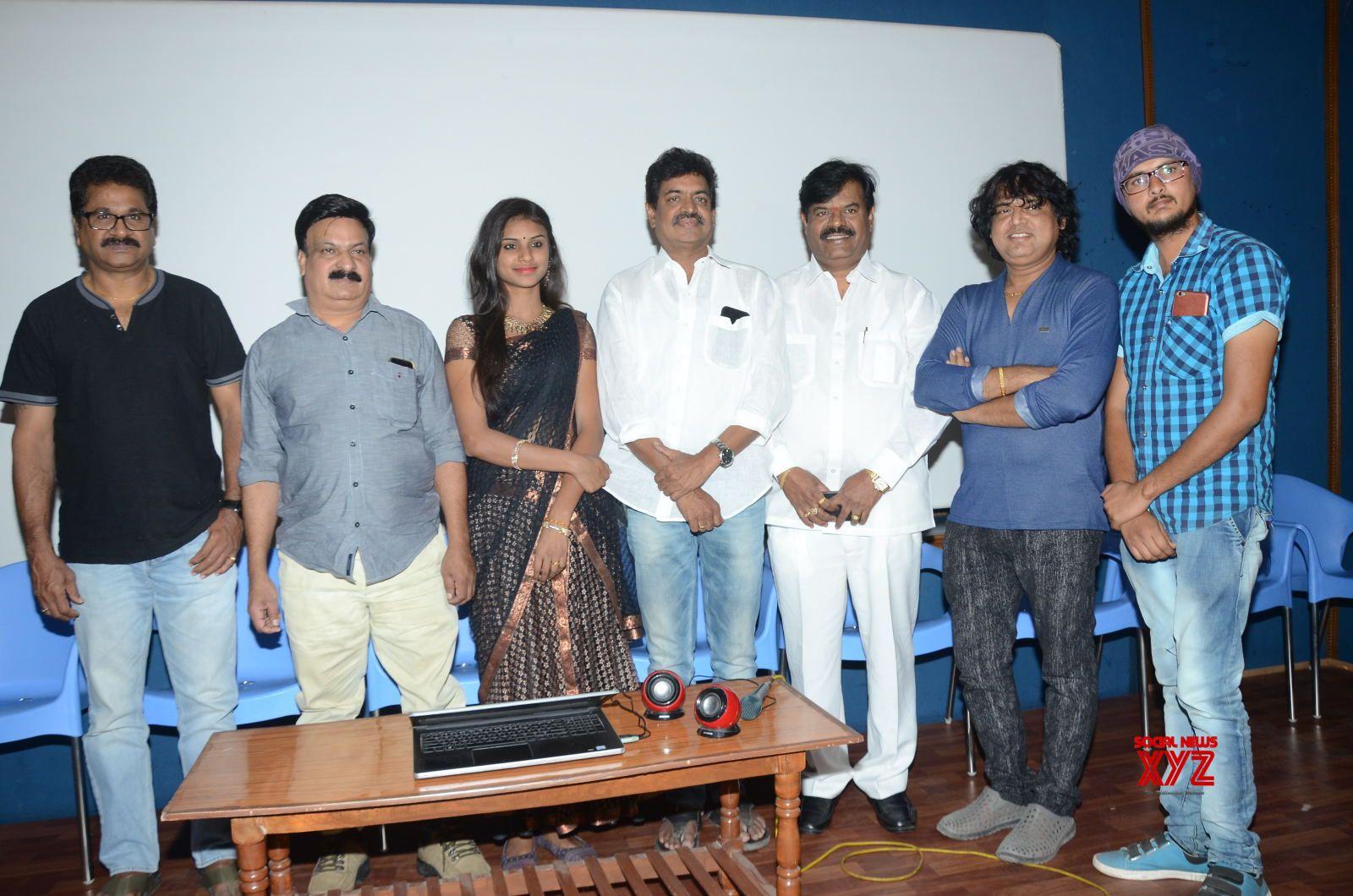 Mahila Kabaddi movie 1st song launched by MAA president Sivaji Raja
