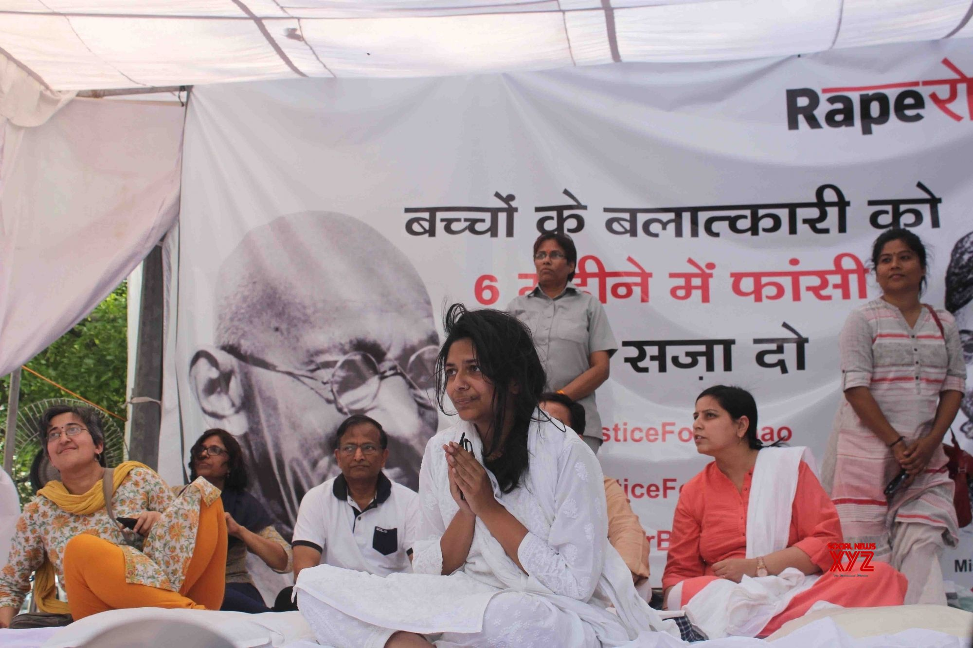 DCW chief fasts for 3rd day against doctors advice