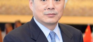 Chinese Assistant Foreign Minister Kong Xuanyou.(Photo:IANS)