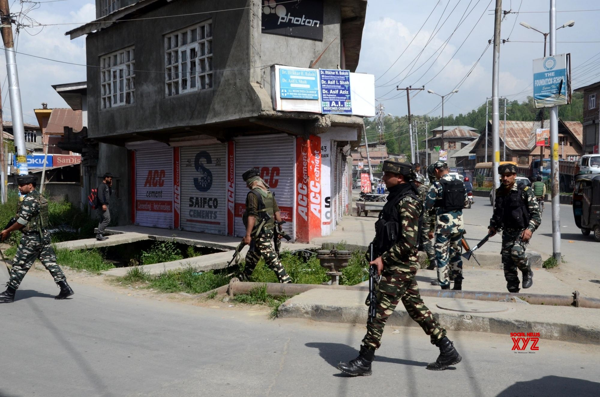 Magistrate allegedly manhandled by Army in Anantnag