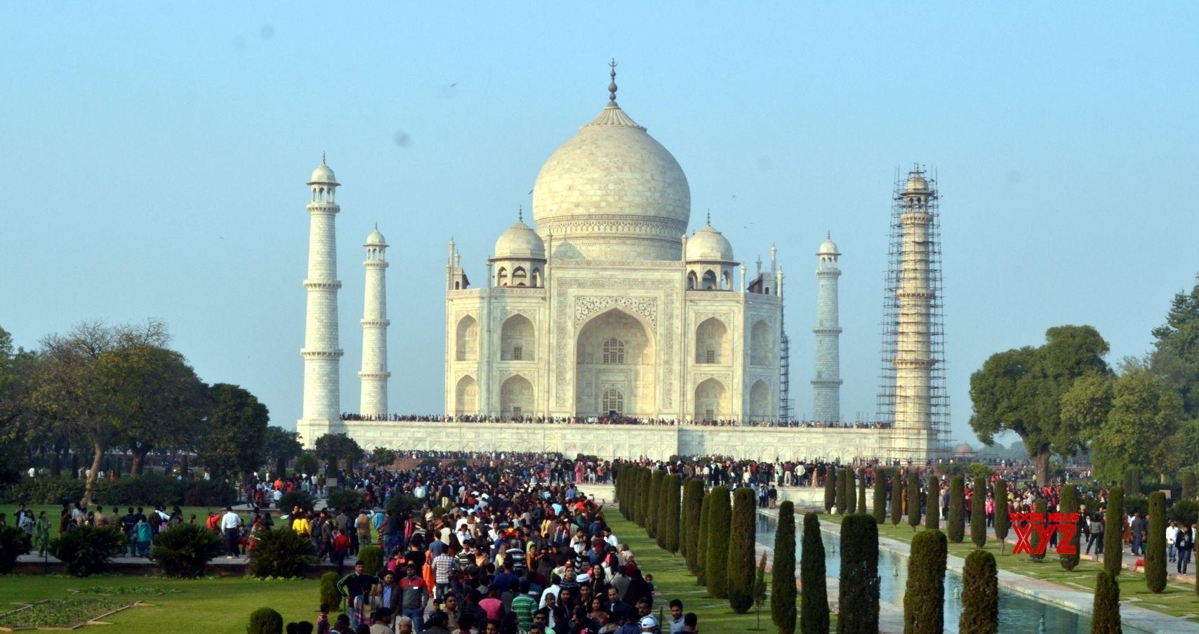 Restore Taj Mahal or demolish it, SC tells government