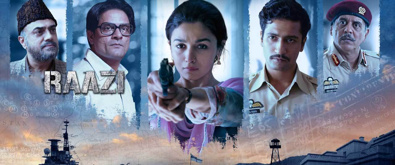 Raazi is powerful but deeply flawed (Movie Review ****)