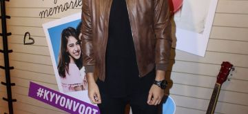 "Mumbai: Actor Parth Samthaan at the launch of their web series ""Kaisi Yeh Yaariaan 3"" in Mumbai on May 15, 2018. (Photo: IANS)"