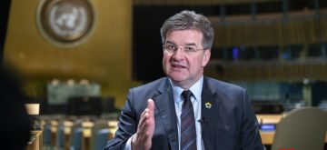 UNITED NATIONS, April 28, 2018 (Xinhua) -- President of the 72nd session of the United Nations General Assembly (UNGA) Miroslav Lajcak speaks during an interview with Xinhua at the UN headquarters in New York, on April 20, 2018. The United Nations is the home of multilateralism and there should be enough political will to prevent conflicts from happening, Miroslav Lajcak said while stressing the central role of the United Nations in its multilateral efforts to maintain peace. Lajcak meanwhile praised China's crucial role in the work of the United Nations with regard to saving peace and preventing conflicts. (Xinhua/Li Muzi/IANS)