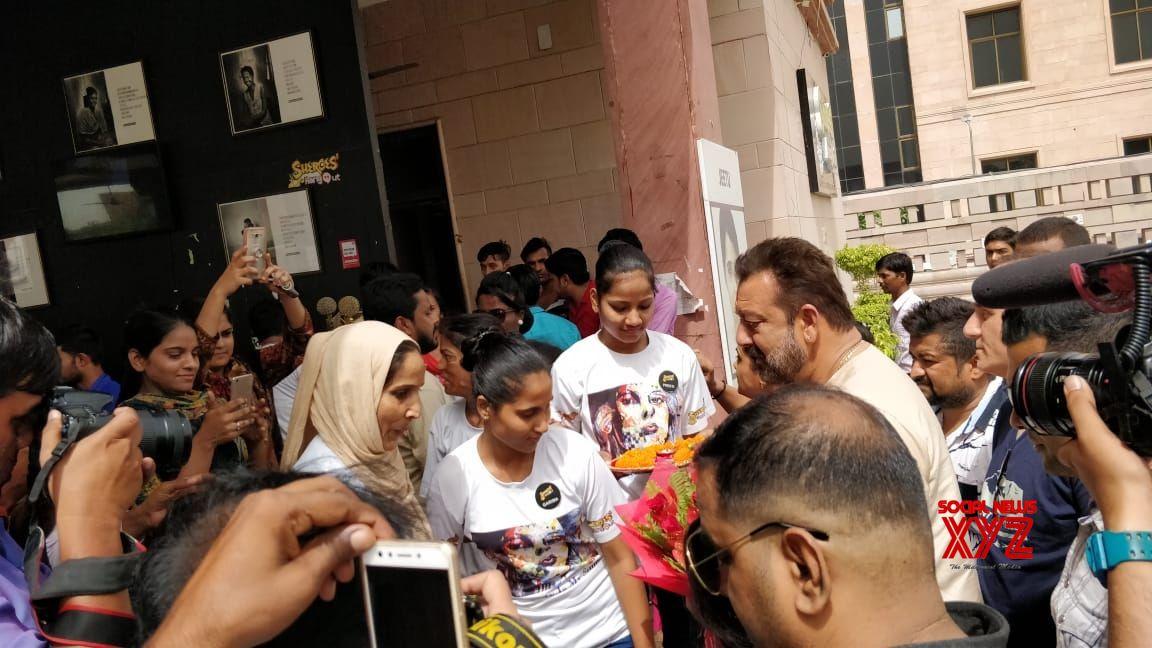 Sanjay Dutt feels inspired by acid attack survivors