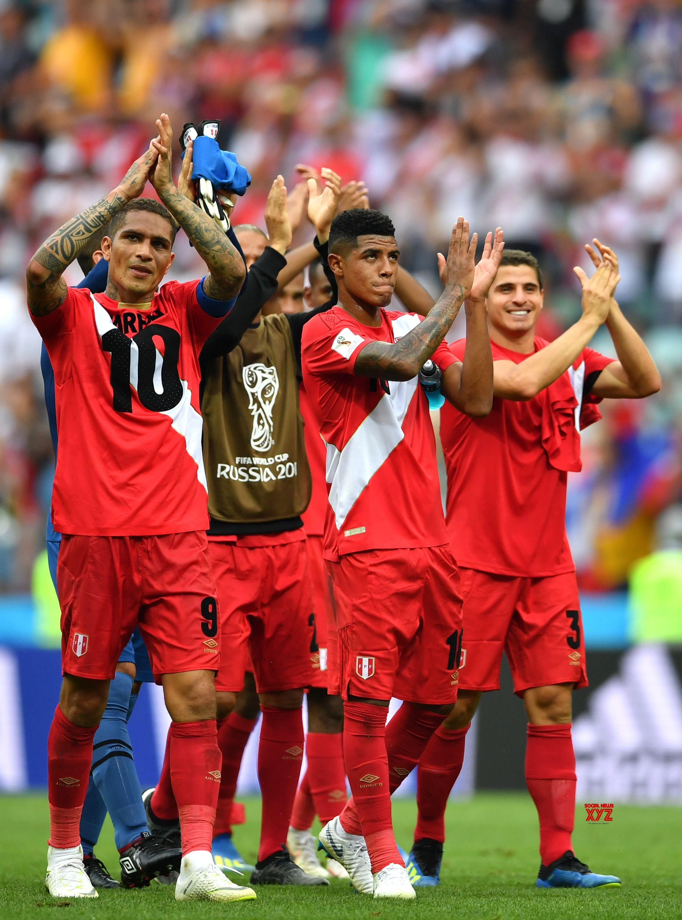 d2e28d14e820fb RUSSIA SOCHI: 2018 WORLD CUP - GROUP C - AUSTRALIA VS PERU #Gallery ...
