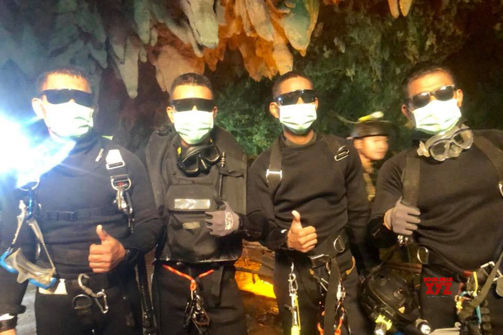 Now a movie on Thai cave rescue
