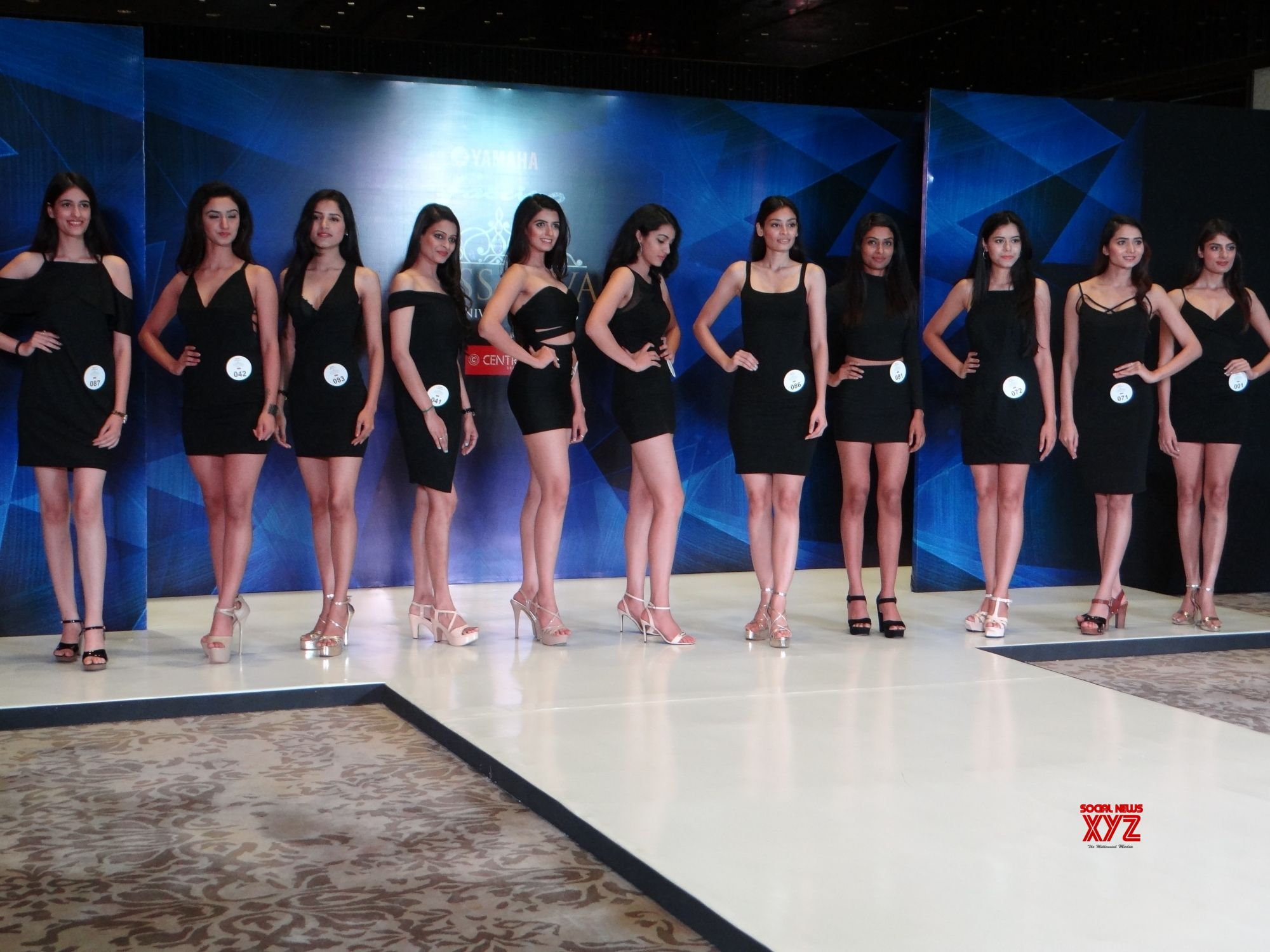 New Delhi: Miss Universe India 2018 auditions #Gallery