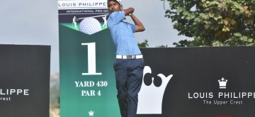 Golfer Rashid Khan (File Photo: IANS)