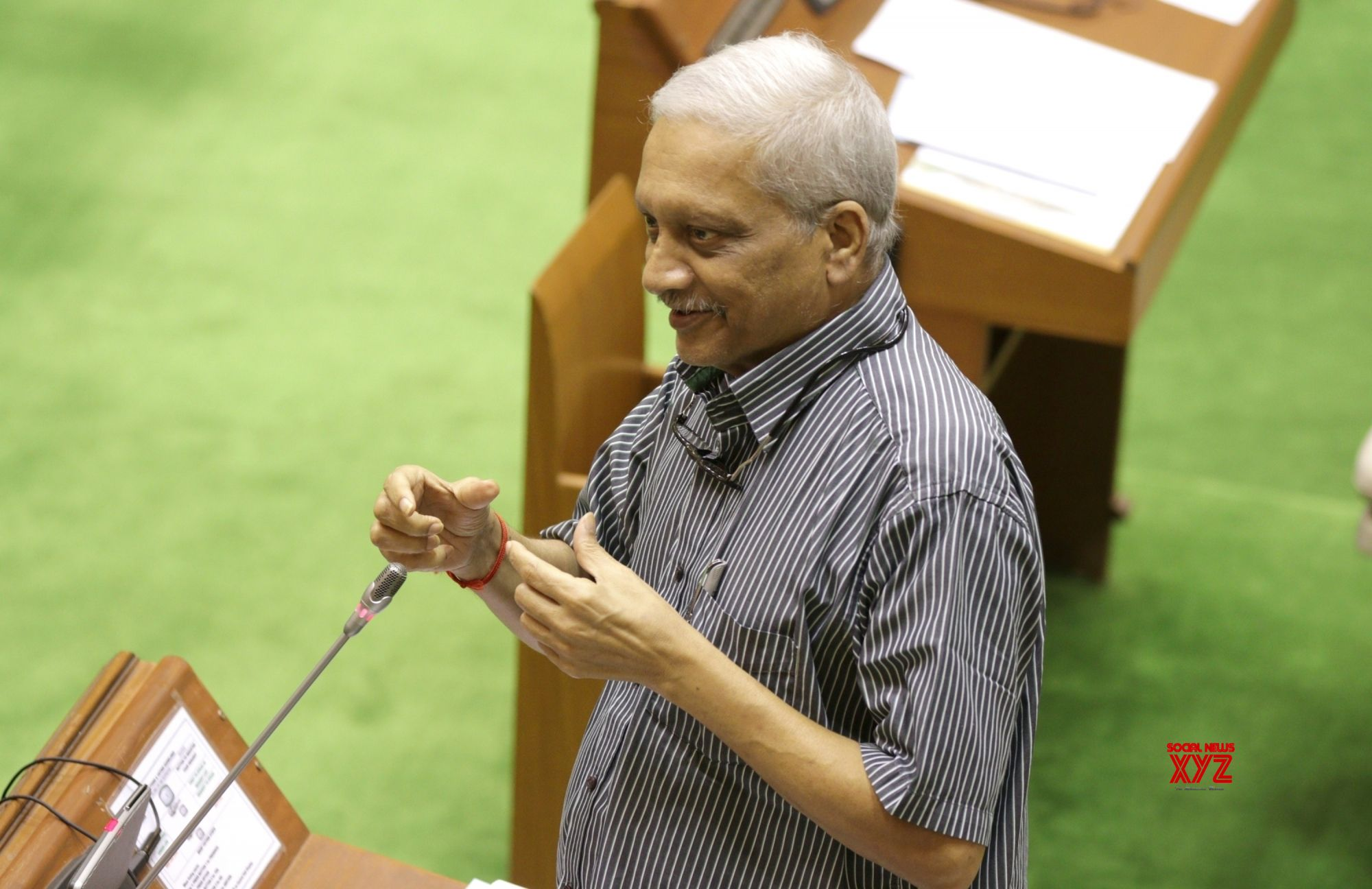 Parrikar's legacy was marred by U-turns: Biographer