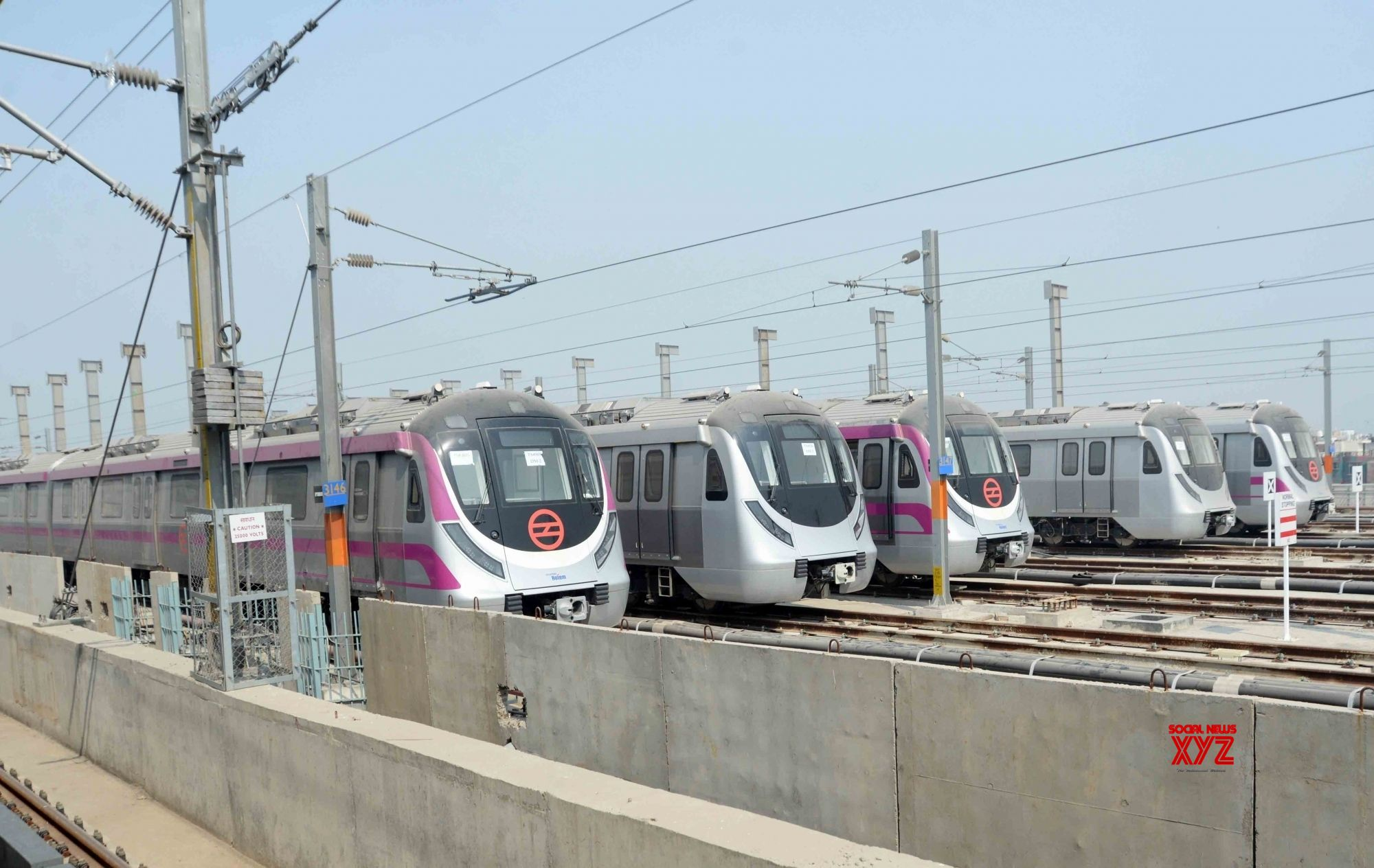 Metro Phase-IV project can't wait any longer, says SC