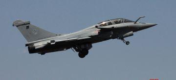 Rafale fighter aircraft. (File Photo: IANS)