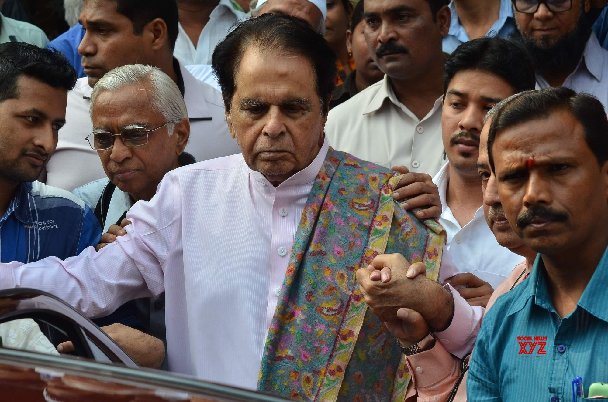 Veteran actor Dilip Kumar. (File Photo: IANS)