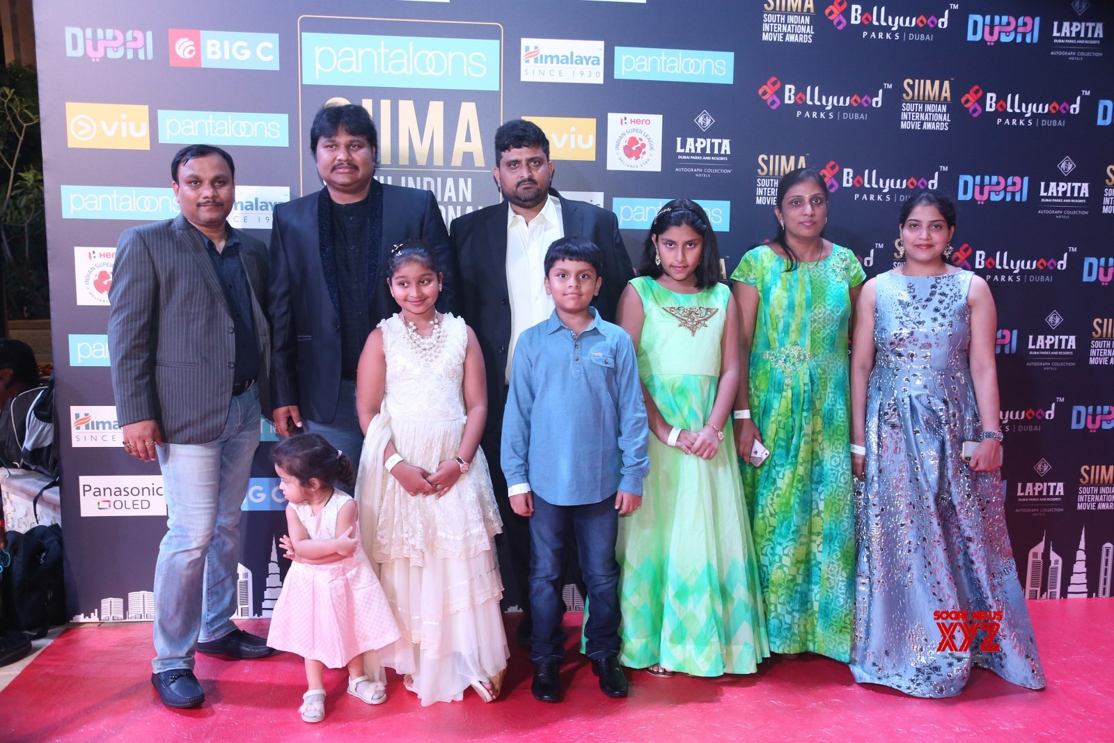 Celebs At SIIMA Awards 2018 Day 1 Red Carpet Gallery Set 5