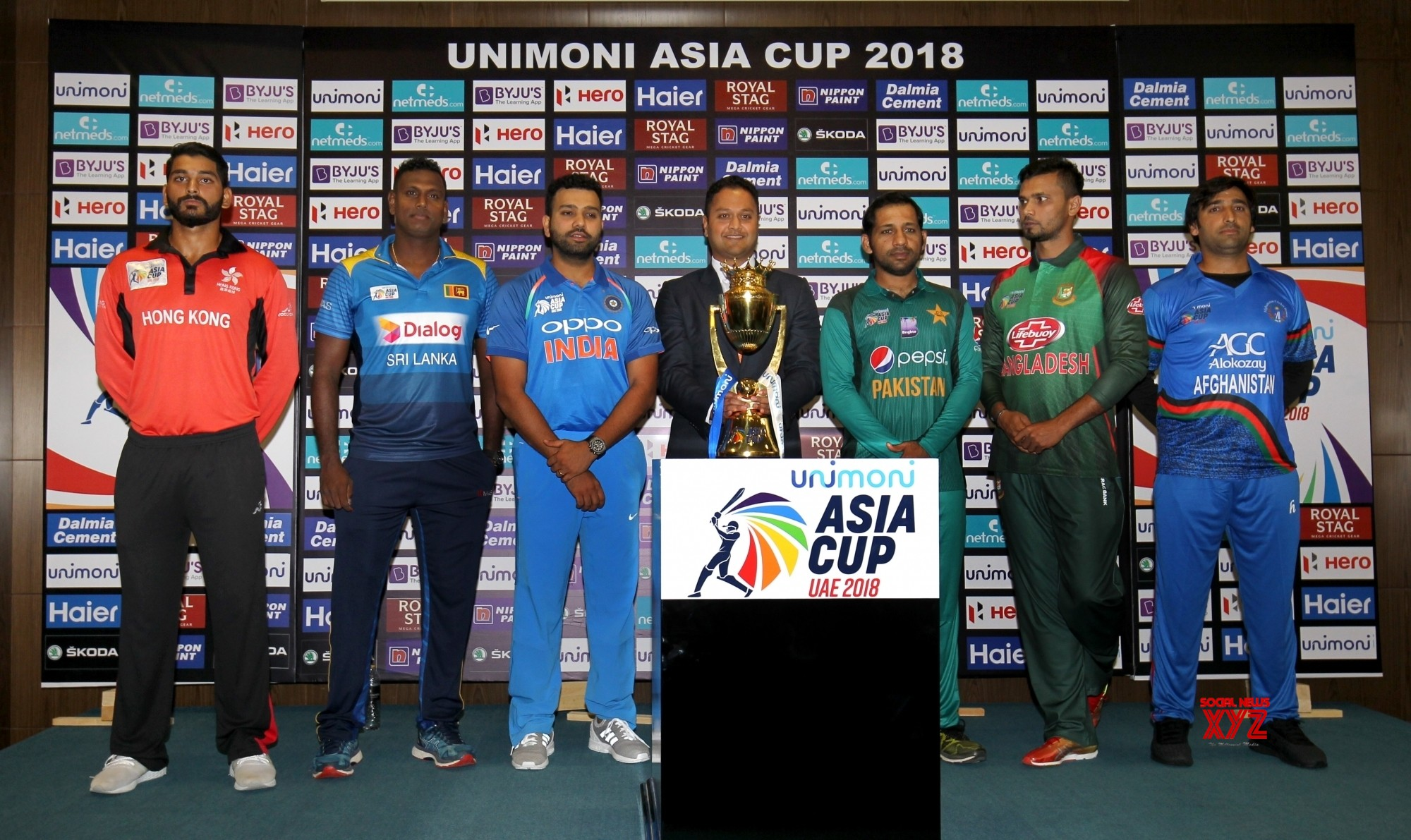 India-Pakistan clash in spotlight at Asia Cup
