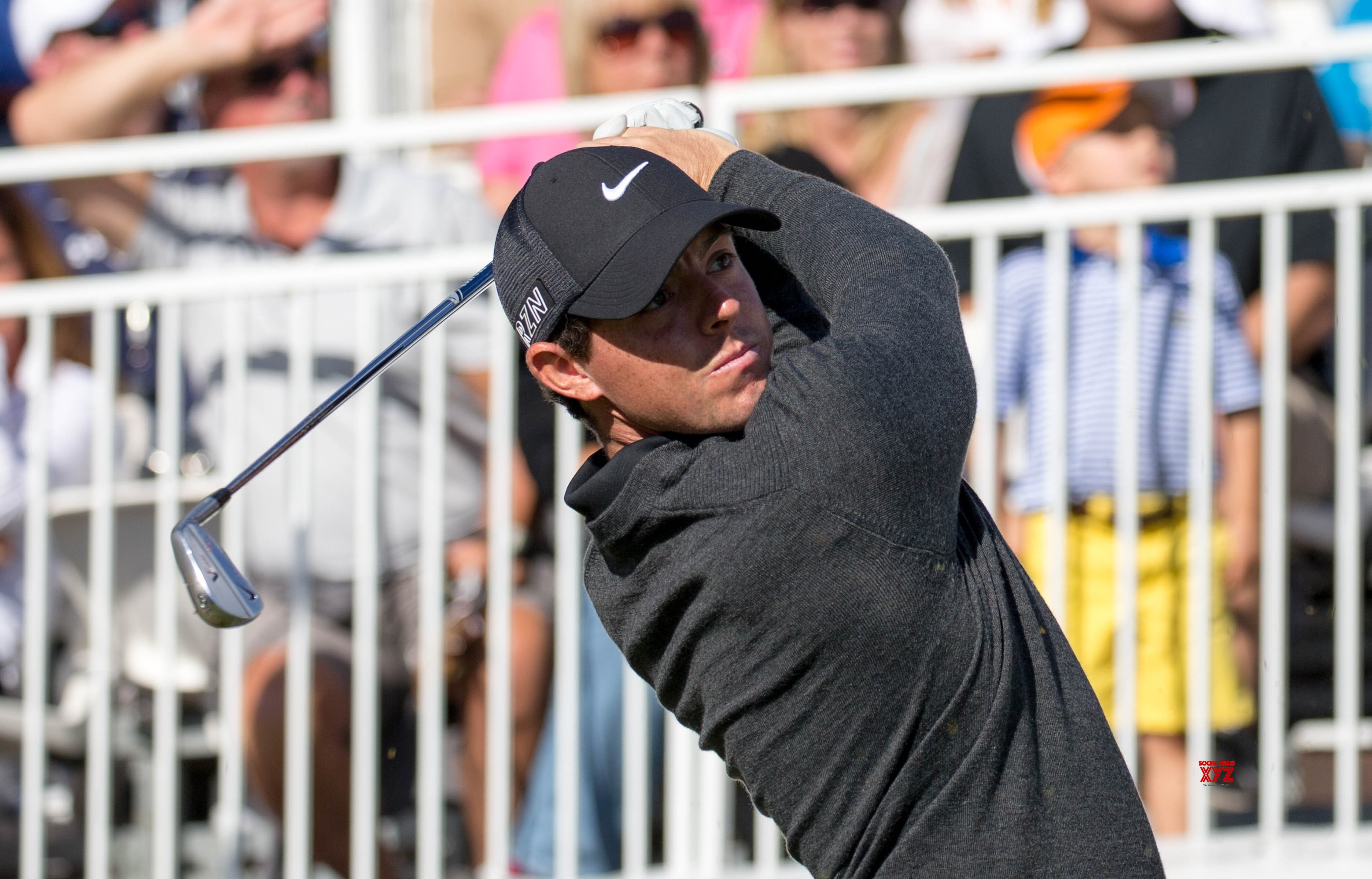 My hero growing up was Tiger Woods: Rory McIlroy
