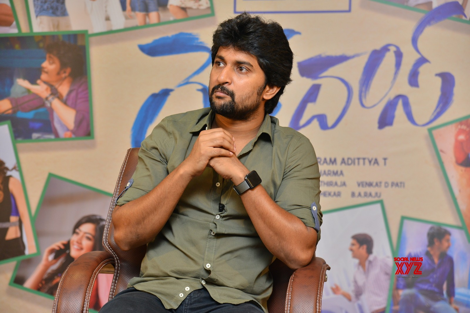 Nani to produce two more films