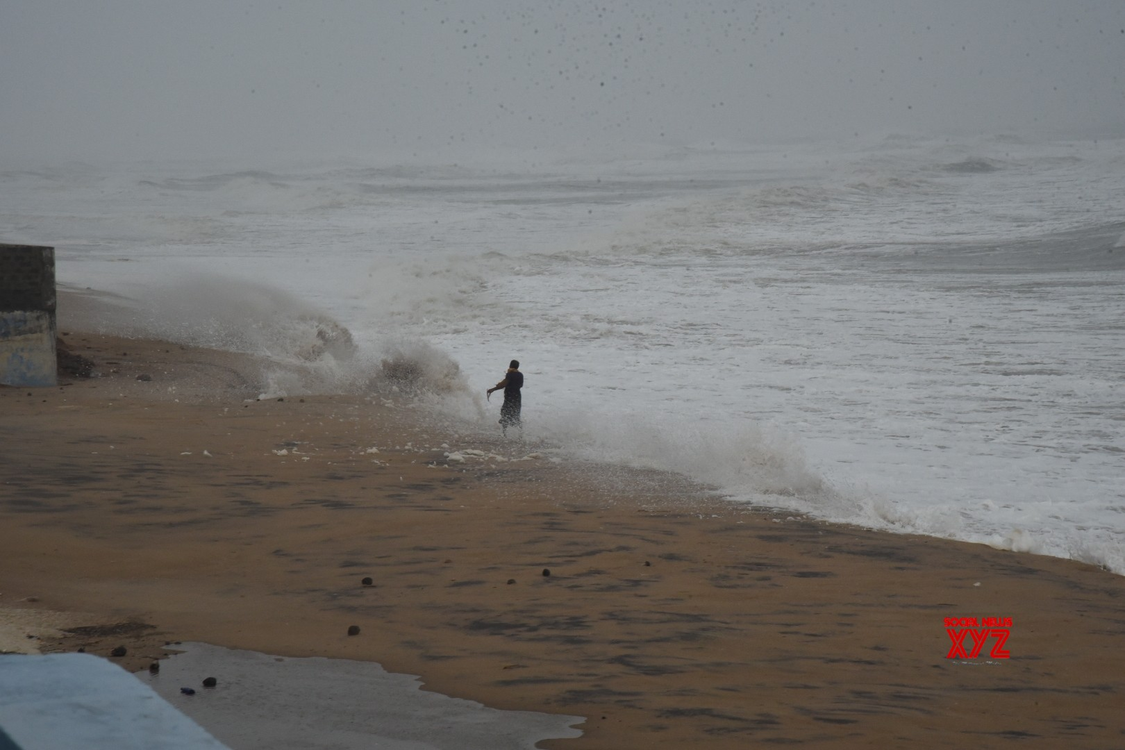 Cyclone Titli claims eight lives in Andhra