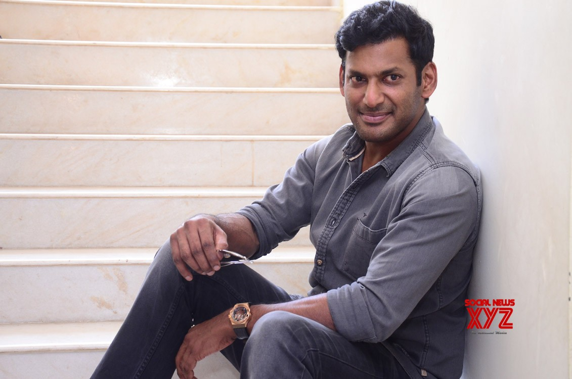 I am waiting response for the marriage proposal: Hero Vishal (Interview)