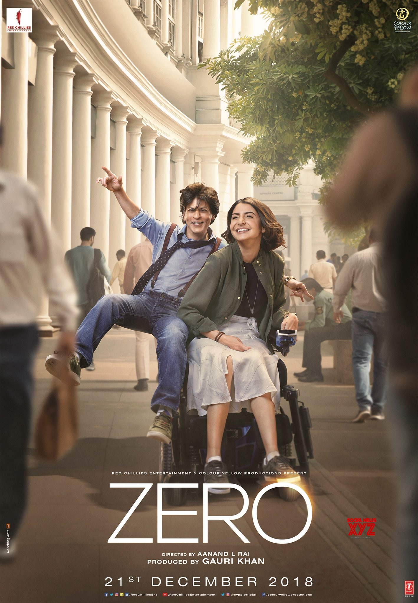 Zero Movie HD Posters