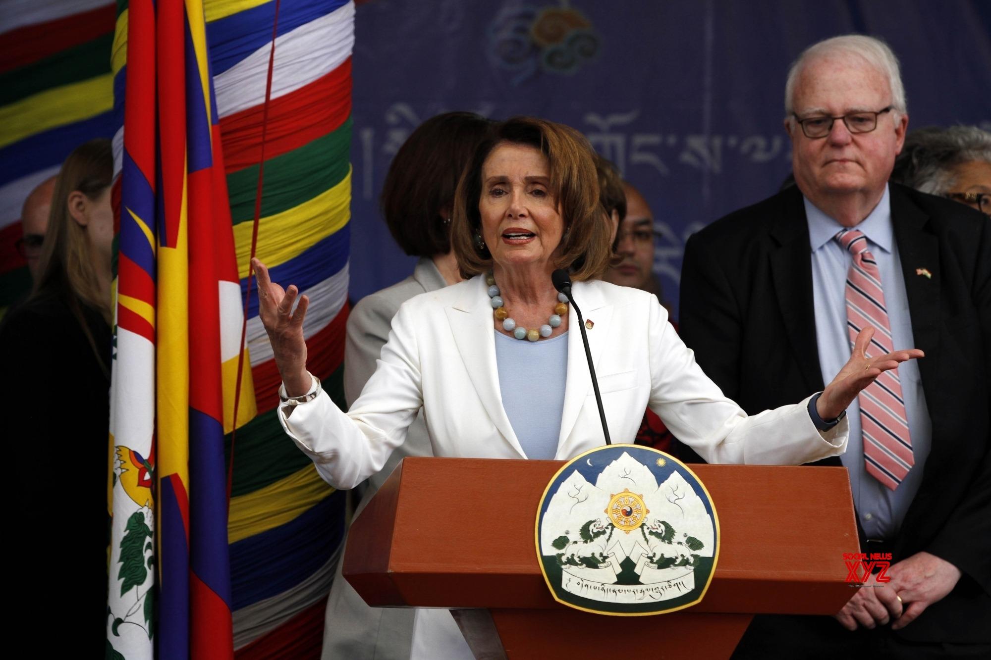 Nancy Pelosi strikes deal with Democrat rebels