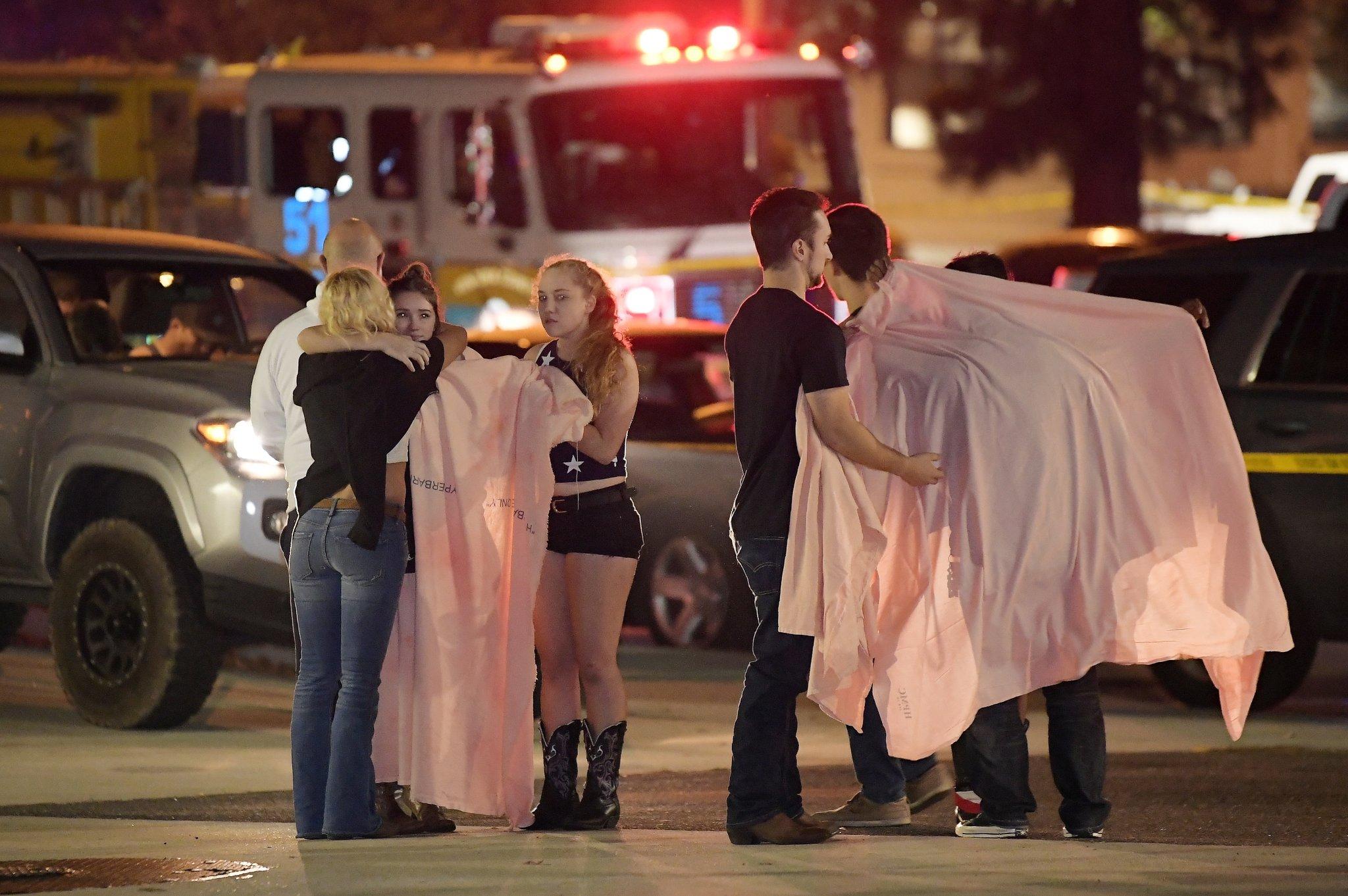 12 killed in California bar shooting