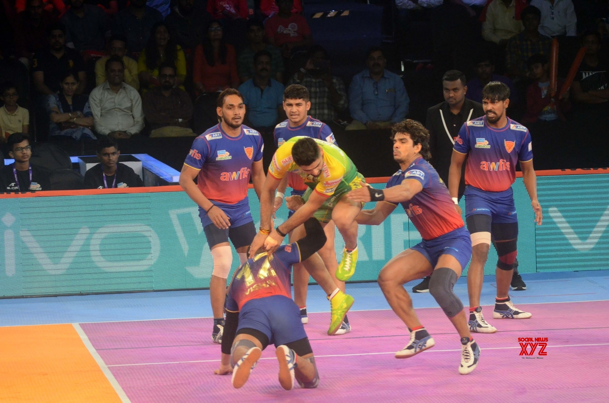 PKL 6: Pardeep guides Patna to 38-35 win over Delhi