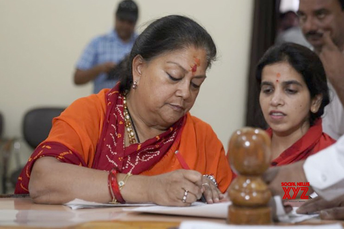 Polling begins in Rajasthan to elect new Assembly