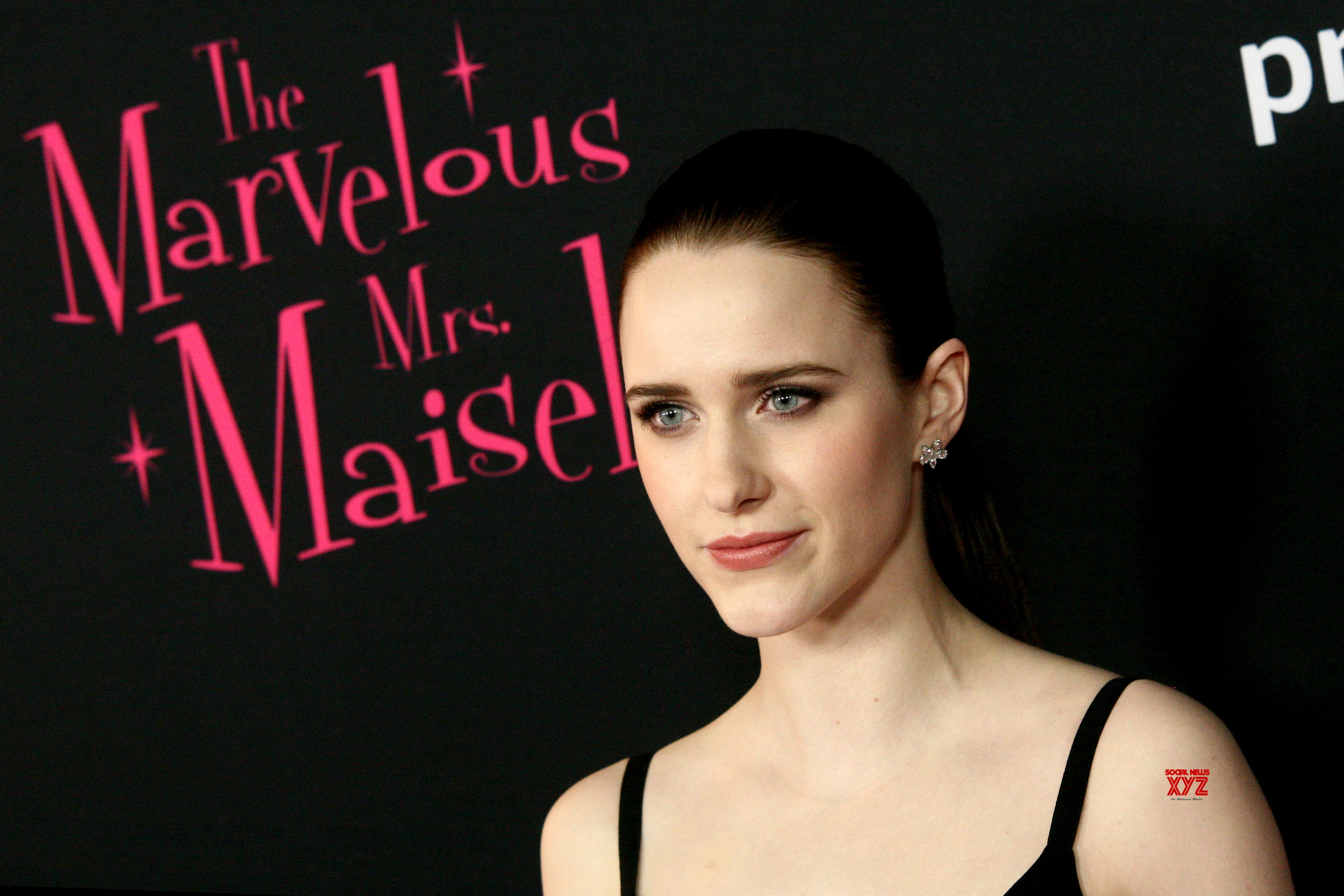 Rachel Brosnahan hopes for positive change with #MeToo movement