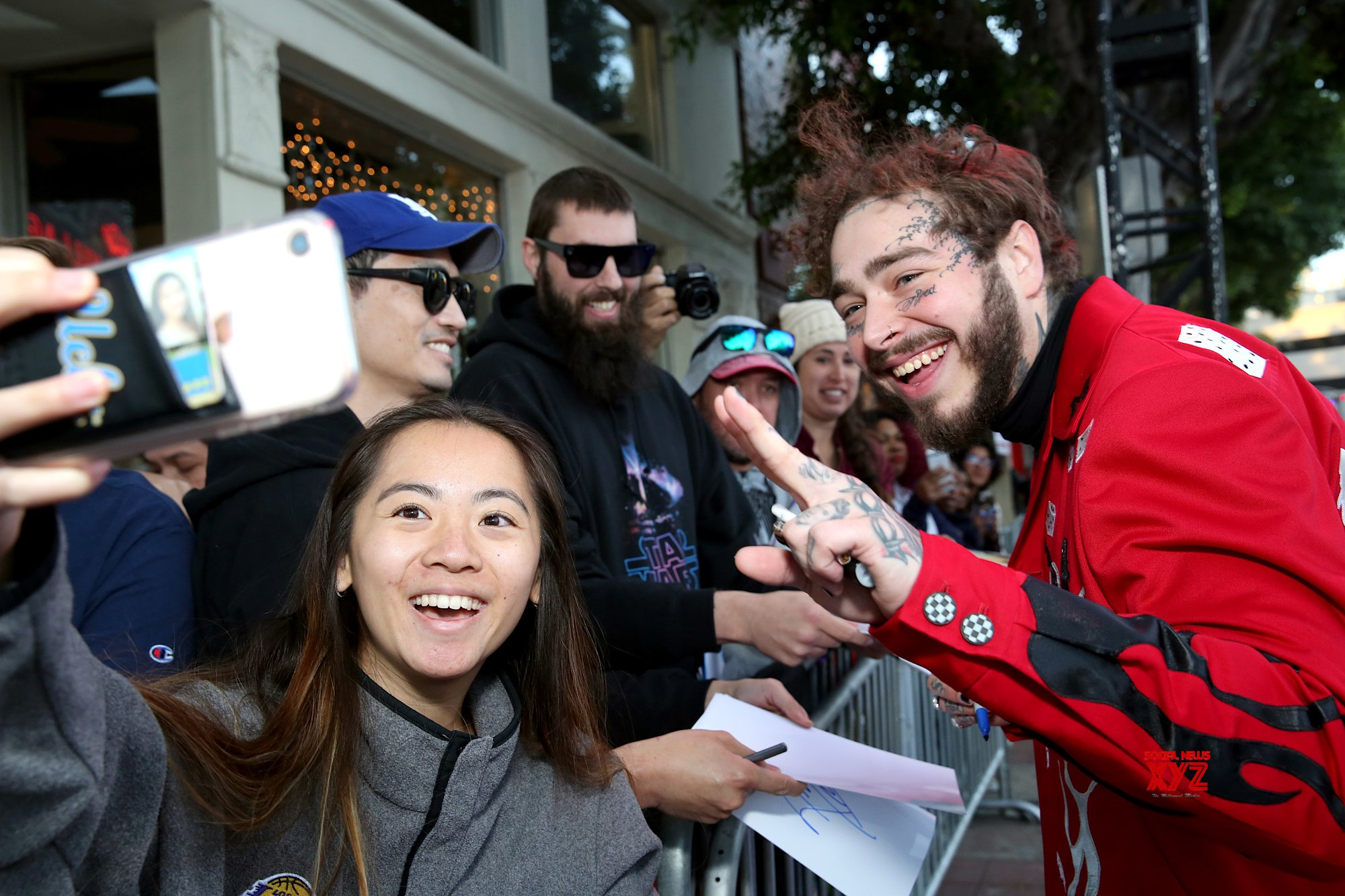 Post Malone asks fans to help him stay 'mentally stable'