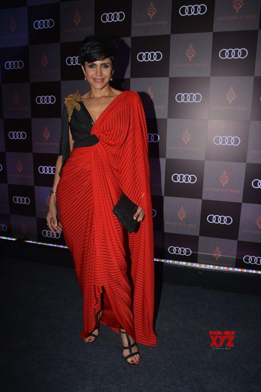 Mumbai: Shantanu and Nikhil's store launch - Mandira Bedi #Gallery