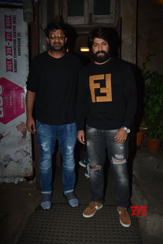 Prabhas appreciates KGF movie