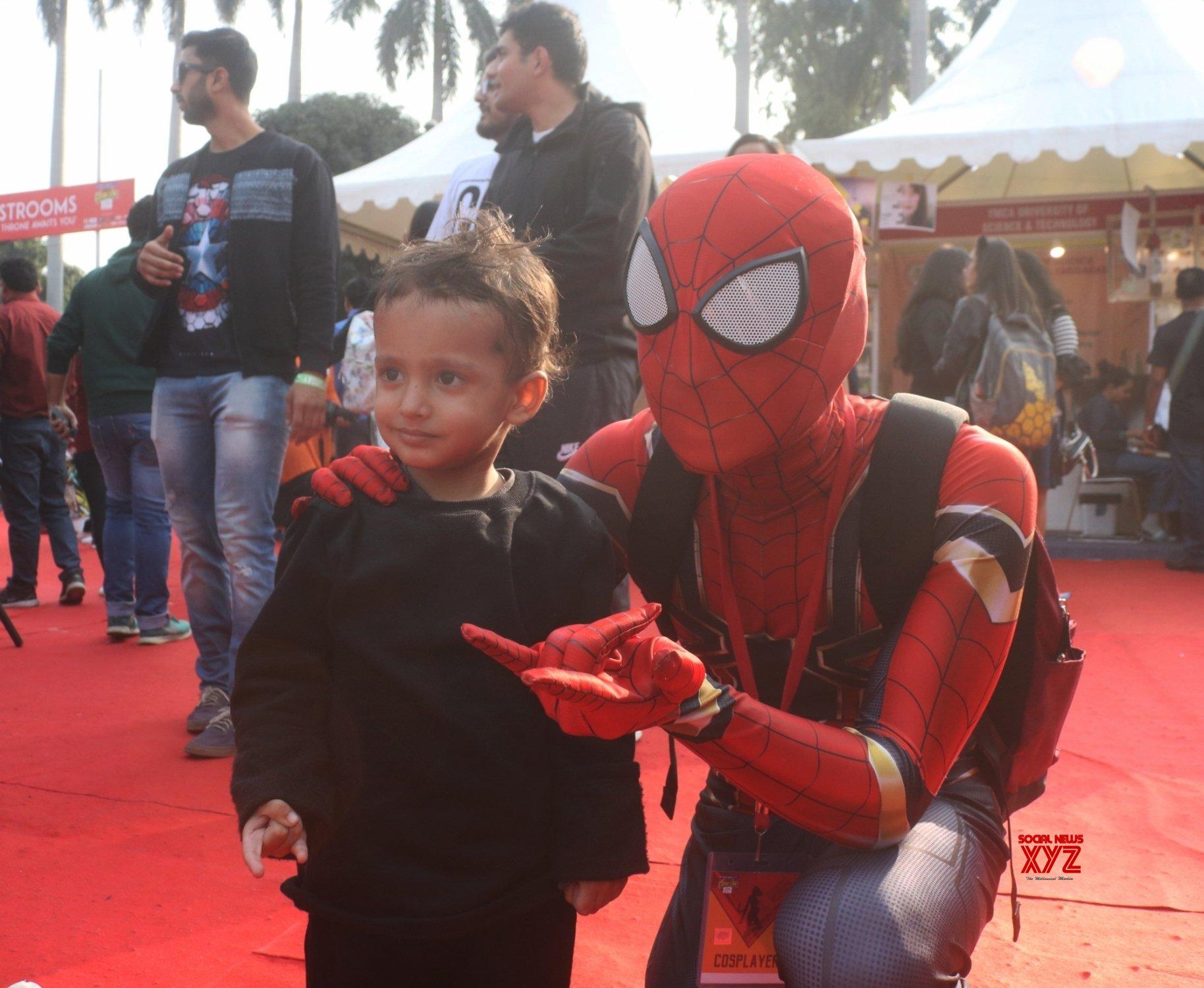 New Delhi: Comic Con #Gallery