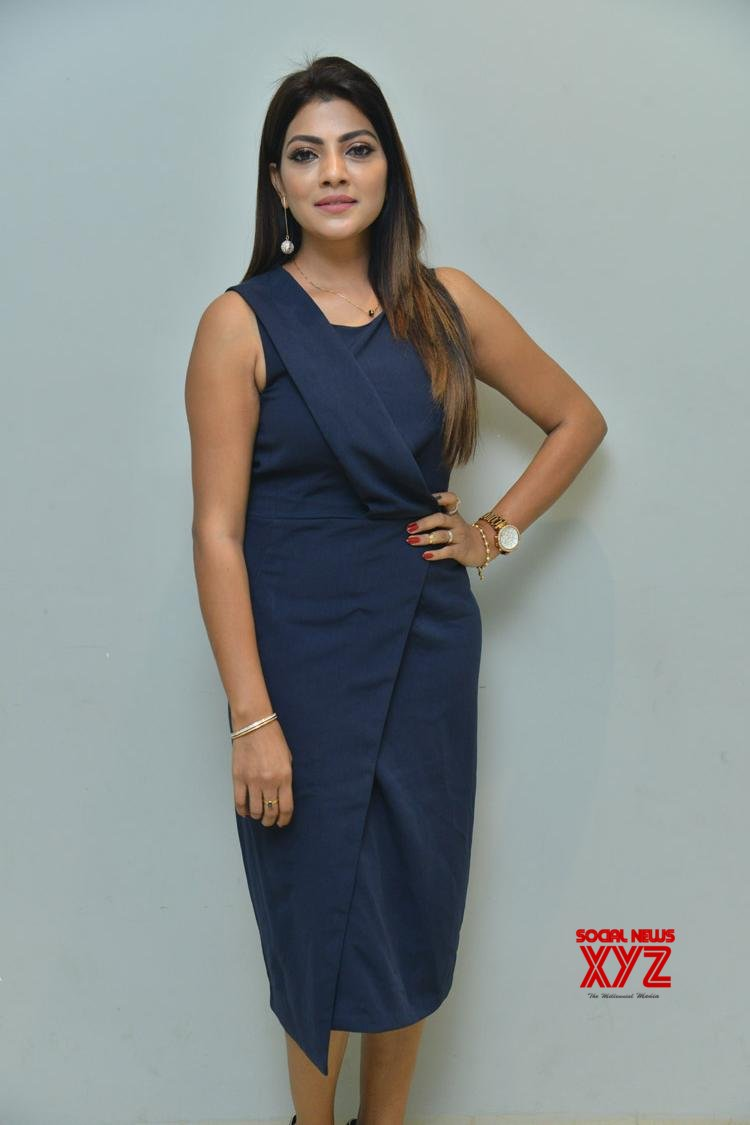 Actress Lahari Stills From U Movie Audio Launch