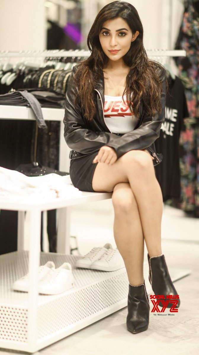 Actress Parvatii Nair Stills From Guess's New Store Launch In Chennai