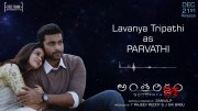 "Lavanya Tripathi as ""Parvathi"" From #Antariksham 