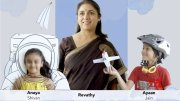 Udne Do | Empowering Short Film for Children and Adults | Ft. Revathy | by Aarti Bagdi |  (Video)