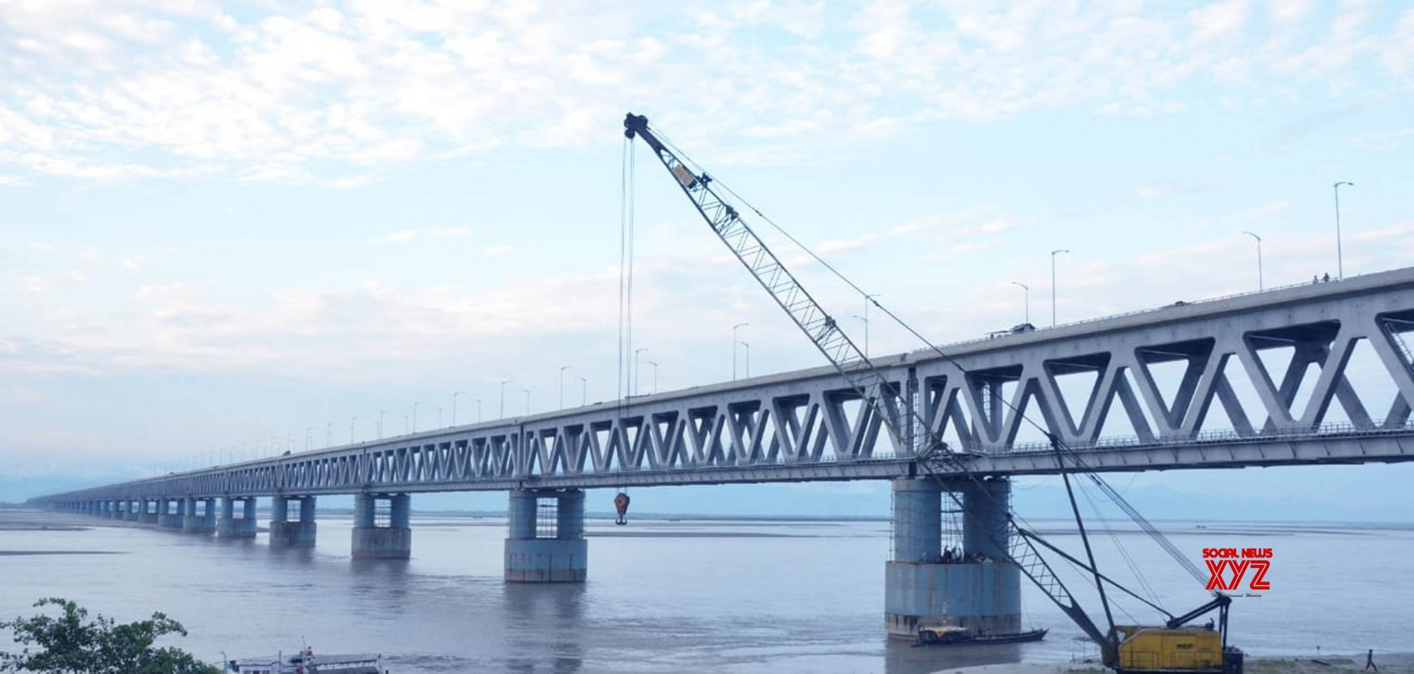 India to open another bridge near China border on Dec 25