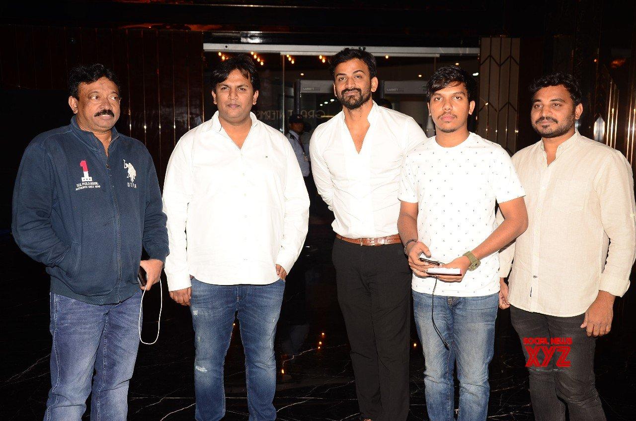 Bhairava Geetha Premiere Show Press Meet Gallery