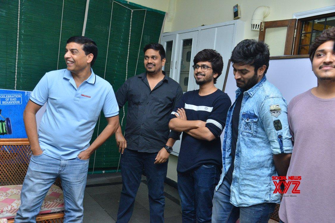 Husharu Movie Team And Dil Raju Press Meet Gallery