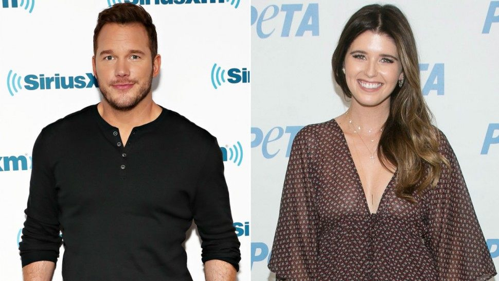 Chris Pratt, Katherine Schwarzenegger engaged