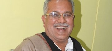 Raipur: Chhattisgarh Congress President Bhupesh Baghel. (Photo: IANS)