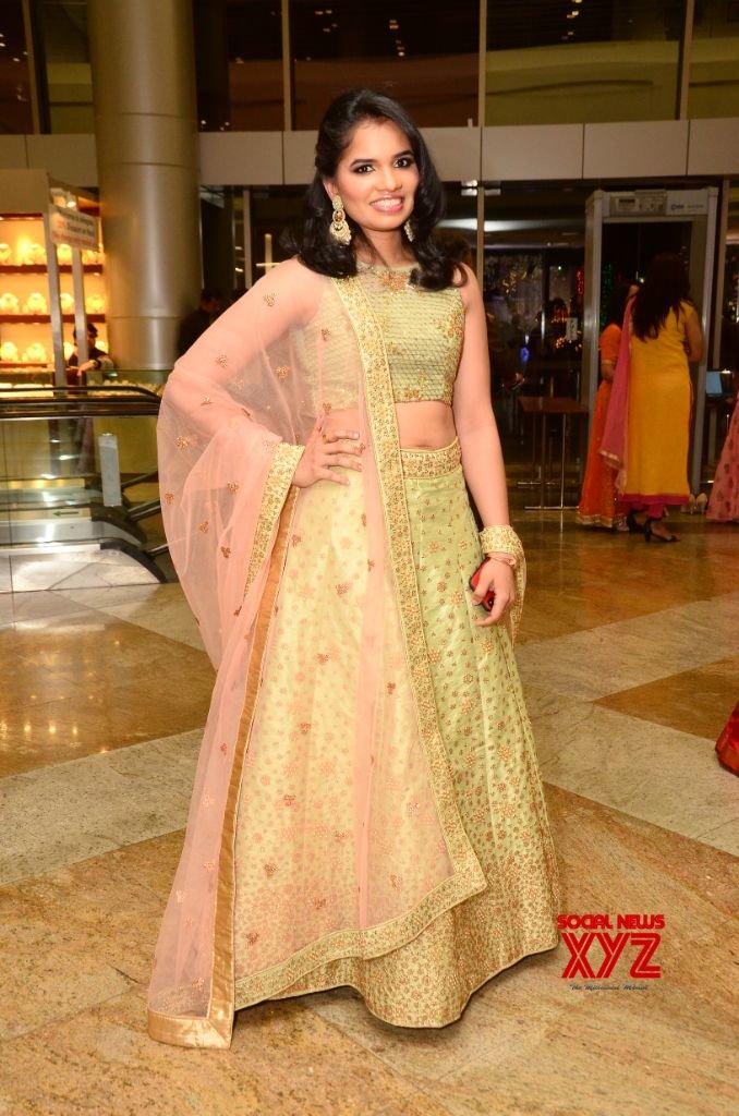 Saina Nehwal And Parupalli Kashyap Wedding Reception At HICC Novotel Gallery Set 1