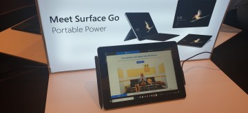 Microsoft Surface family of devices have registered high double-digit growth in the Indian market this year.