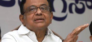 Bengaluru: Congress leader P. Chidambaram addresses a press conference in Bengaluru on Dec 21, 2018. (Photo: IANS)