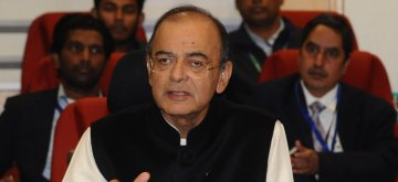 New Delhi: Union Finance and Corporate Affairs Minister Arun Jaitley addresses a press conference after chairing the 31st GST Council Meeting at Vigyan Bhawan in New Delhi, on Dec 22, 2018. (Photo: IANS)